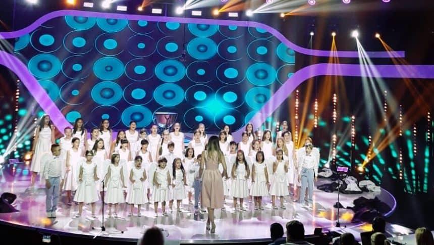 Corul Bravissimo, senzație cu un număr ca pe Broadway în finala Next Star