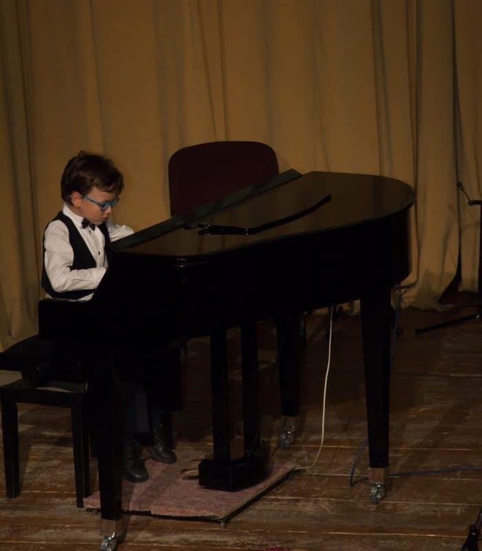 Scoala de Muzica Bravissimo - cursuri de pian